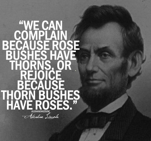 Abraham Lincoln Famous Quotes: Is It Too Late For You To Achieve Greatness?
